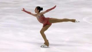 Алиса Лю. Короткая программа. Девушки. Гран-при США по фигурному катанию среди юниоров 201920