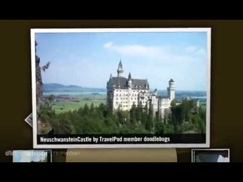 """New Swan Castle"" Doodlebugs's photos around Pfronten, Germany (germany's new swan castle)"