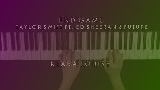 END GAME | Taylor Swift ft. Ed Sheeran & Future Piano Cover