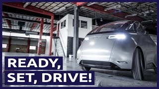 Ready, set, drive! Uniti One in action | UNITI UPDATE 22