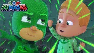 PJ Masks Song GO GEKKO Sing along with the PJ Masks  HD  Superhero Cartoons for Kids