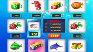 Ocean World 3D (海洋世界3D) - Casino Slot Machine