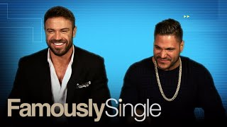 """What Would """"Famously Single"""" Cast Swipe Right on? 