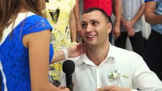 Лучшее предложение руки и сердца на свадьбе