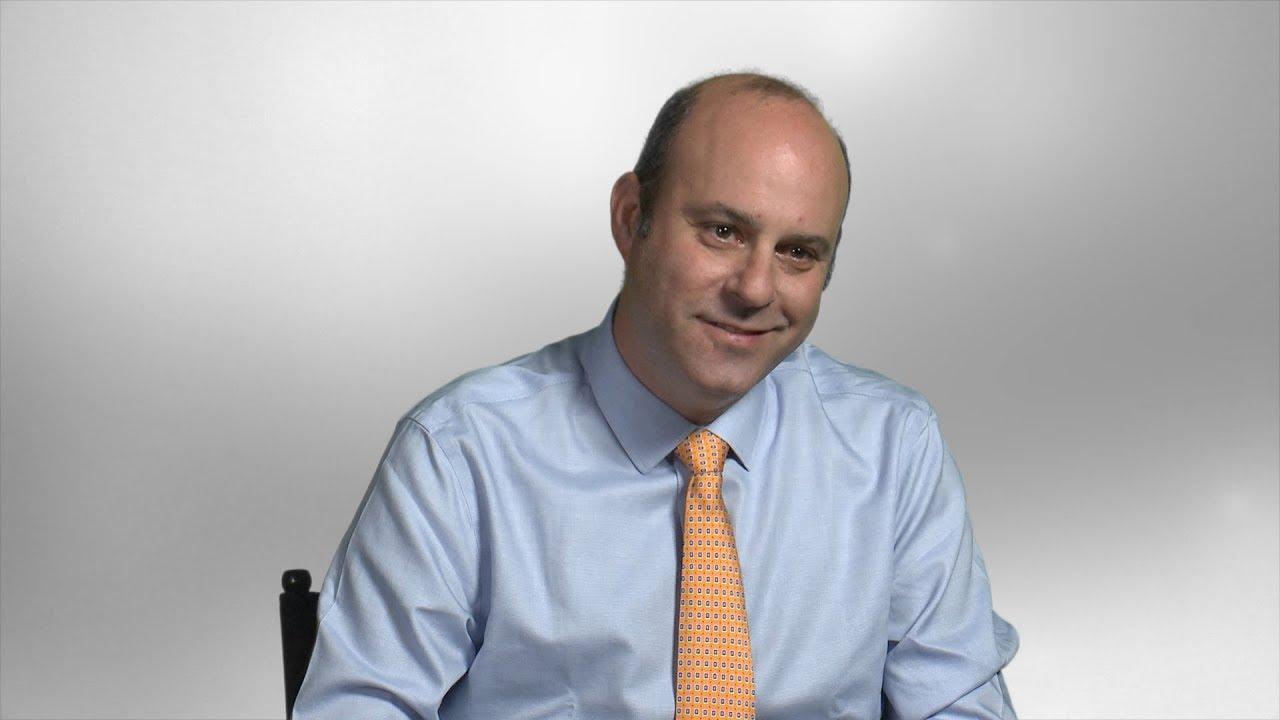 Meet gynecologic oncologist Michael Frumovitz, M D