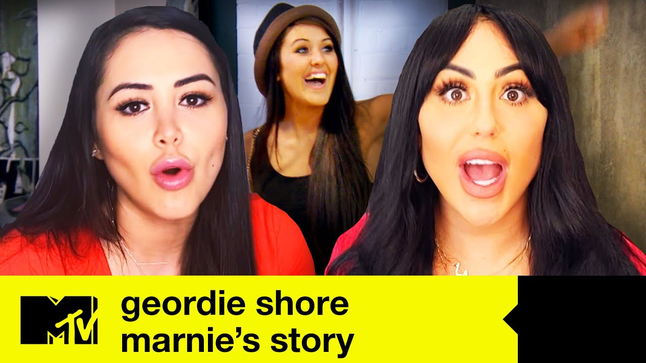 Marnie's Story: Marnie Reveals How Geordie Shore Affected Her & Sophie | Geordie Shore: Their Story