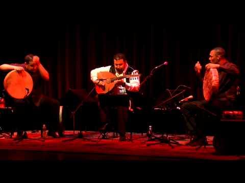 Musiques - La couleur des âmes - Driss El Maloumi