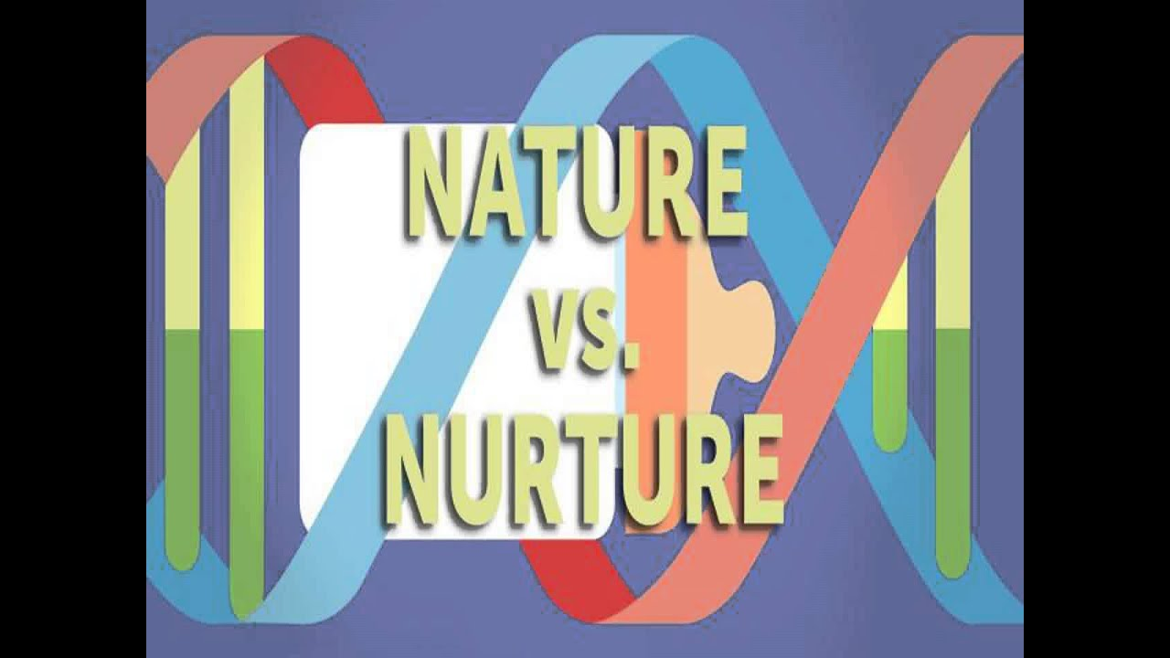 nature vs nurture opinion The age old debate of nature versus nurture as a means to describe differences  in child development still exists today the underlying question of this debate is,.