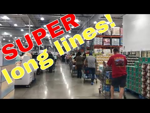 Pandemic Shopping at Costco | What to Expect