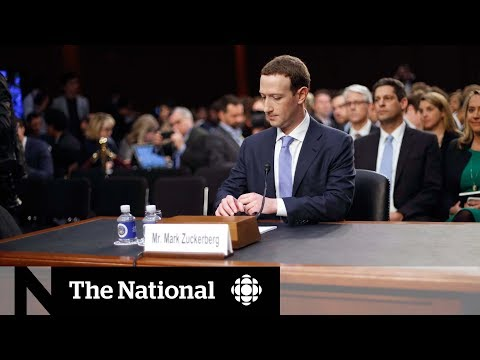 Mark Zuckerberg grilled by U.S. Senate over Facebook privacy concerns