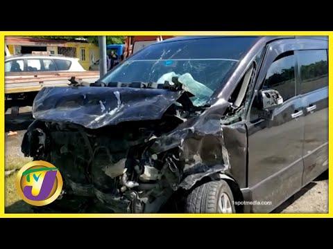 St. Ann Road Fatalities Increasing   TVJ News - Sept 25 2021