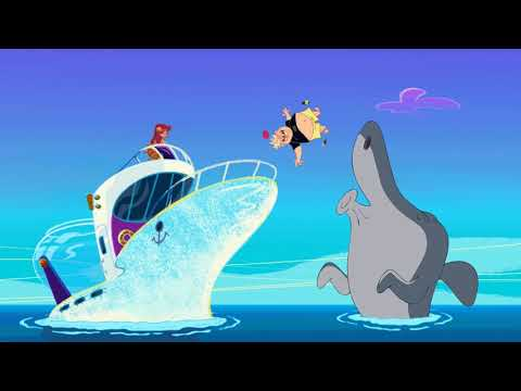 Zig & Sharko🧜‍♀️ SUPER COMPILATION OF THE MONTH IN HD 🧞#APRIL