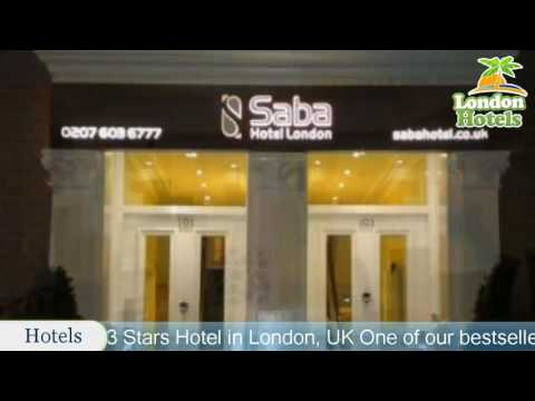 Saba Hotel London - London Hotels, UK