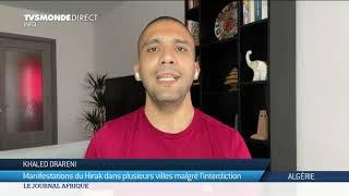 Algérie:118e vendredi du Hirak