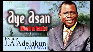 AYEWA - World Of Vanity - Nigerian Gospel Music