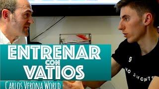 COMO ENTRENAR CON WATTS | Carlos Verona y Javier Fdz. Alba