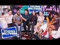 Grand Hotel Cast Spill on Eva Longoria & Give Love Advice