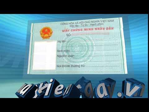 Vay Tiền Bằng CMND - Chứng Minh Nhân Dân Photo Không Cần Bản Gốc