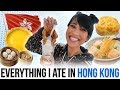 Everything I Ate in HONG KONG | Food Reviews & Recommendations