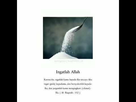 Literasi Dakwah - Ingatlah Allah Ketika Sedih #literasi