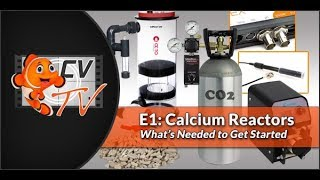E1 - Calcium Reactors: What's Needed to Get Started