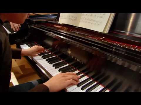 """Lang Lang plays Beethoven's Sonata No.23 """"Appassionata"""" Op. 57 No. 23 1st Movement."""