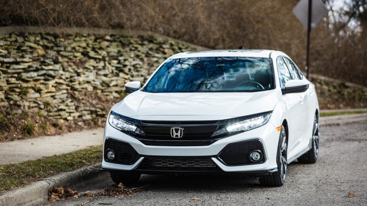 Honda Civic Hatchback Automatic 2018 Car Review