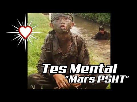 Tes MENTAL Mars PSHT - PSHT JAYA