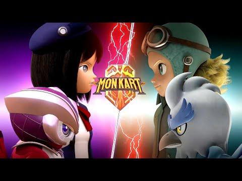 🐲 Monkart – Siêu Nhân Robot biến hình | Tập 31+32 | Ô tô hoạt hình hay nhất thế giới 2020