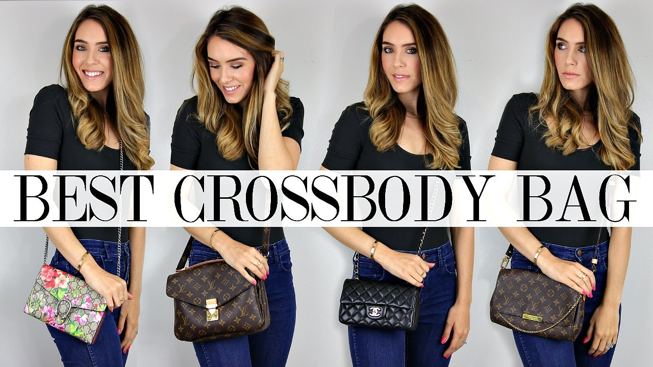 26647955 BEST CROSSBODY BAGS 2017 | Louis Vuitton, Gucci, Chanel | Shea Whitney