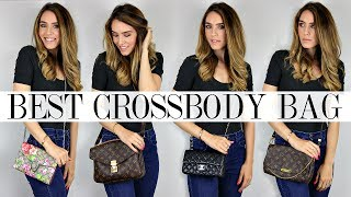 BEST CROSSBODY BAGS 2017 | Louis Vuitton, Gucci, Chanel | Shea Whitney
