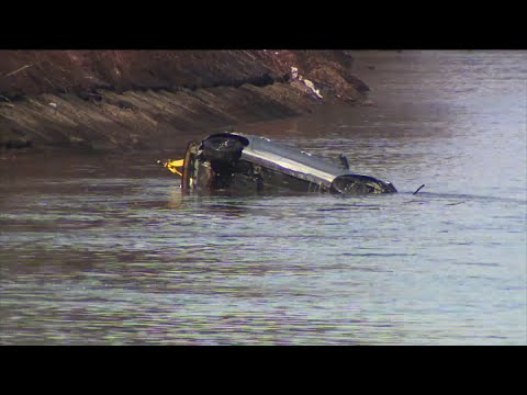 The Morning Rush - Man jumps into NJ river to save car crash victim