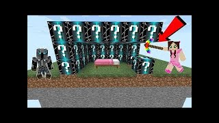 PopularMMOs Pat and Jen Minecraft: DOCTOR WHO LUCKY BLOCK BEDWARS! - Modded Mini-Game