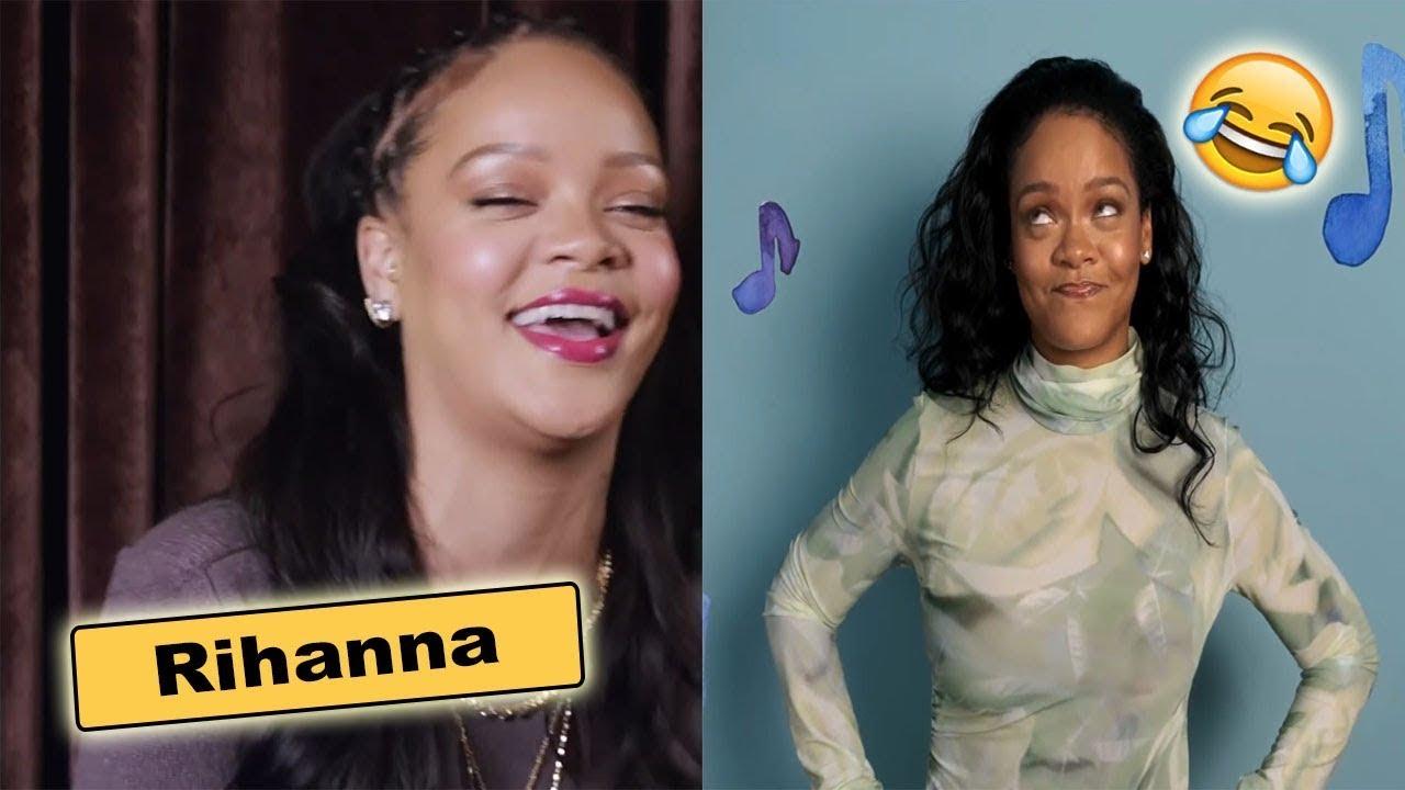 Rihanna like you never seen - The best MEMES