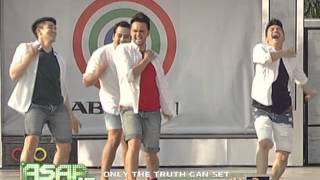 KANTO BOYS : Billy, Vhong, Luis & John Lloyd on ASAP stage again