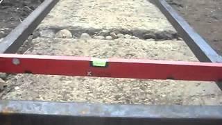 видео Чертеж распашных ворот, работы по изготовлению
