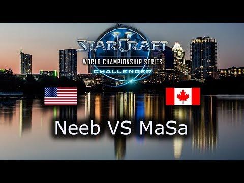Neeb VS MaSa - FINAL - PvT - NA Qualifiers WCS Austin 2018 - polski komentarz