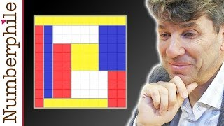 Mondrian Puzzle - Numberphile