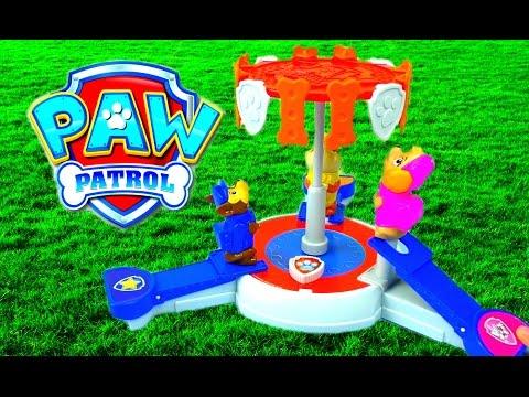 Видео для детей. Щенячий патруль  и спасение барашка. Игры для детей.