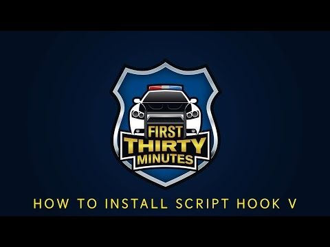 How to Install Script Hook V and Simple Trainer