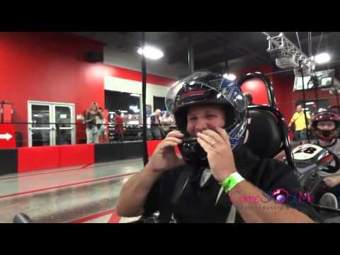 YNOT Go Kart Racing At Phoenix Forum 2015 by comeshootme