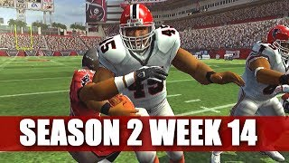 21 STRAIGHT - MADDEN 2007 FALCONS FRANCHISE VS THE TAMPA BAY BUCS (S2W14)