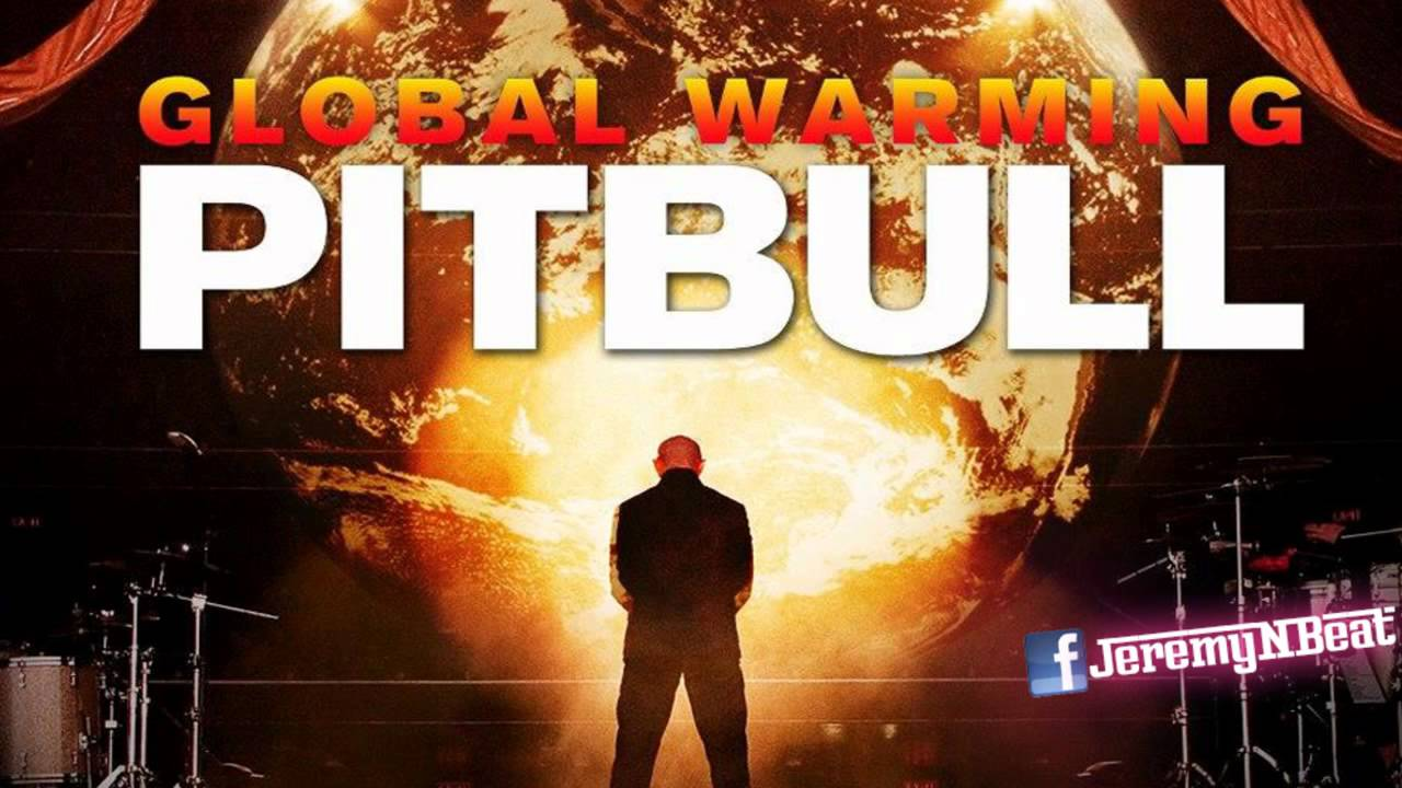 Global warming (deluxe édition) by pitbull, cd with louviers ref.
