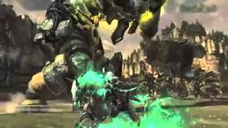 Darksiders 2 interview and commentary