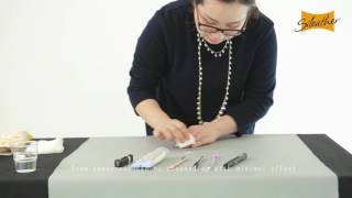 Sileather™ | Stain Resistance Test - Pens, Markers, Sunscreen, Lipstick