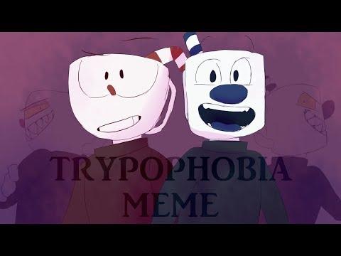 Cuphead: Trypophobia Meme