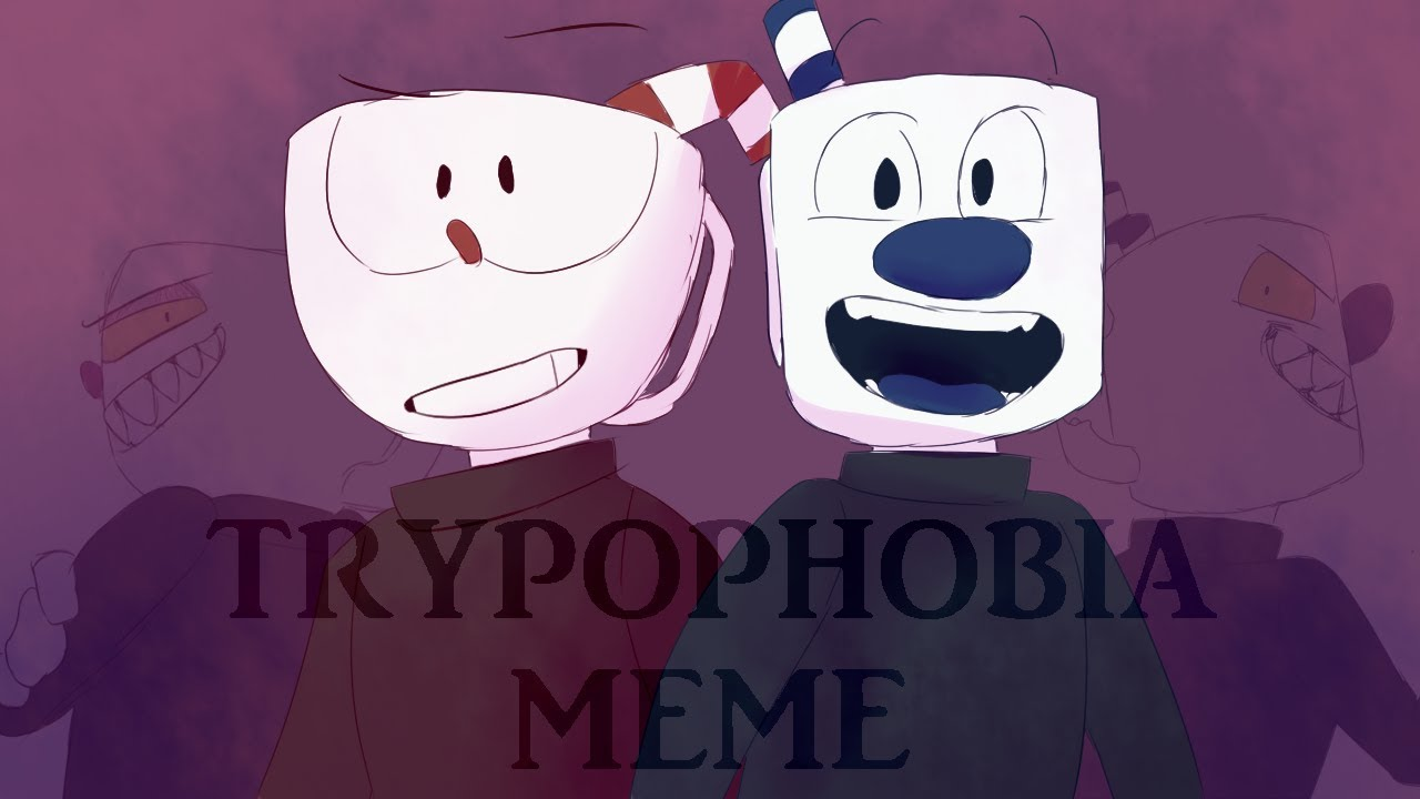maxresdefault cuphead trypophobia meme youtube