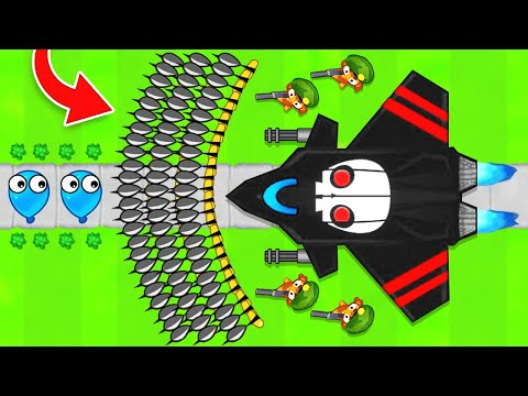 1 Tower PATH *ONLY* CHALLENGE (Bloons TD 6)