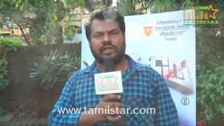 Meera Kathiravan At Vizhithiru Movie Press Meet