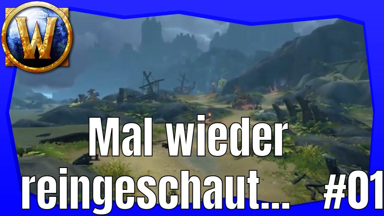 WoW Mage: Rückkehr zu World of Warcraft #01 Angezockt World of Warcraft Deutsch